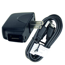 OEM LG STA-U12WD Standard Travel Adapter Data Sync Cable Intuition DoublePlay