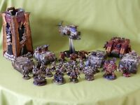 WARHAMMER 40K CHAOS SPACE MARINE ARMY INC DEATH GUARD -MANY UNITS TO CHOOSE FROM