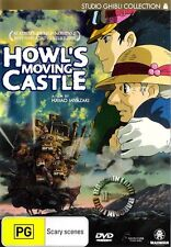 HOWL'S MOVING CASTLE : NEW 2 DVD Special Edition