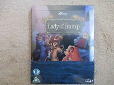 Disneys LADY and THE TRAMP Zavvi Limited STEELBOOK Blu-ray #8 Brand New & Sealed