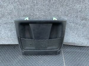 MERCEDES X166 / W166 GL450 FRONT RIGHT OR LEFT UPPER SEAT BACK COVER TRIM OEM