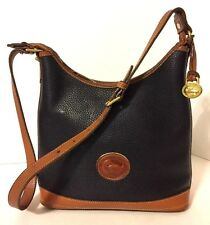 Dooney and Bourke All-Weather Leather Collection Vintage Shoulder Bag Handbag