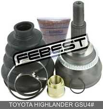 Outer Cv Joint 27X61.2X30 For Toyota Highlander Gsu4# (2007-2014)
