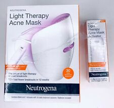 Neutrogena Light Therapy Face Plus Extra Activator Treatment Used Once