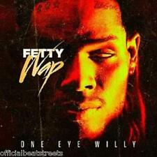 Fetty Wap One Eye Willy Official (Mix CD) Mixtape Rap Hip Hip