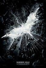 "The Dark Knight Rises movie poster (a)  : 11"" x 17""  - Batman poster"