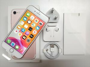 New Apple iPhone 7 32GB Rose Gold (Unlocked) Smartphone