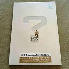 陳奕迅 陳奕迅 EASON CHAN ? CD+DVD 华语专辑 W/obi MALAYSIA PRESS 马来西亚版