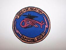 b9105 US Army Vietnam Aviation 1st Brigade 4th Infantry Division IR37E