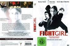 Fightgirl, mit atemberaubenden Kung Fu-Sequenzen, DVD/Neu