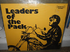 VA -The Leaders of The Pack 2 LP various Artists Brookville Records NM 50s Hits