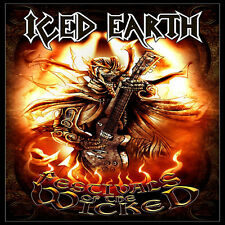 ICED EARTH Festivals of the Wicked CD (BRAND NEW 2011)