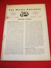MODEL ENGINEER - March 24 1938 Vol 78 # 1924