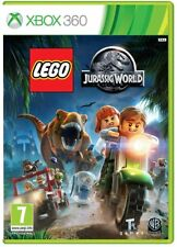 LEGO Jurassic World Xbox 360 Brand New Factory Sealed