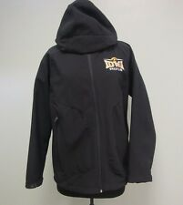 IOWA WRESTLING TRI MOUNTAIN JACKET WIND BREAKER LONG SLEEVE POCKETS WOMENS M