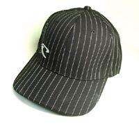 ONEILL FLEXFIT PERFECT FIT Black Ball Hat Cap Mens Size Small/Medium NEW NWOT