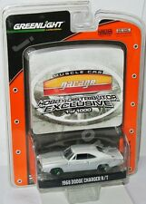 GreenLight mcg/HDI - 1968 Dodge Charger R/T-Green Machine - 1:64 (#18)