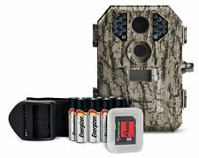 New Stealth Cam PX-18 Scouting Camera 8MP Combo Kit Tree Bark Camo STC-PX18CMO