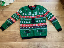 Topshop Womens Christmas Jumper 12