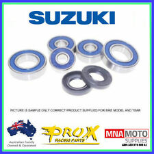 SUZUKI RMZ450 PROX REAR WHEEL BEARING KIT 2005 - 2010