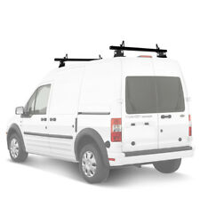 """Aluminum 2 Bar 60"""" Utility Drilling Roof Rack Fit:Ford Transit Connect 2008-13"""