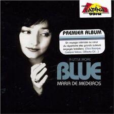 De Medeiros, Maria - A Little More Blue CD NEU OVP