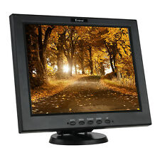 "Eyoyo 12"" Pouces LCD écran Vidéo Écran HDMI BNC VGA pour PC Caméra Vidéosurveillance"