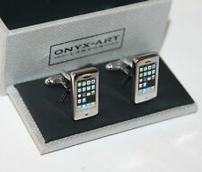 Novelty Cufflinks - IPHONE Design - i phone