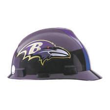 Msa 818386 V-Gard Nfl Cap Style Hard Hat - Baltimore Ravens