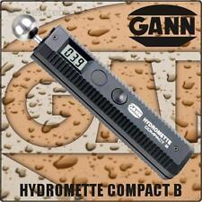 Feuchtigkeitsmessgerät Gann Hydromette Compact B Feuchte Messgerät # 2030 *NEU*