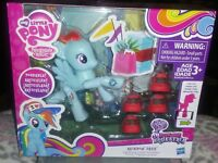 My Little Pony Friendship is Magic RAINBOW DASH - Sightseeing posable and shoes