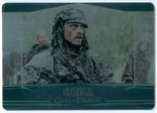 "ORELL ""METAL BASE CARD #93"" GAME OF THRONES VALYRIAN STEEL"