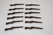 playmobil western set of 10 Gewehr, geweer, τουφέκι, carabine, rifle, wild west