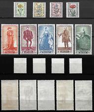 BELGIQUE - NEUFS - Série complète - 814/822** - C/85.00.eur - SUPERBE/MNH.