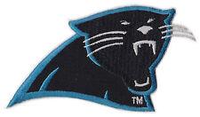 """CAROLINA PANTHERS NFL FOOTBALL 4 3/4"""" TEAM LOGO PATCH"""