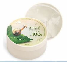 FOODaHOLIC 100%25 snail musin soothing gel,firming & moisture,elasticity,skin care