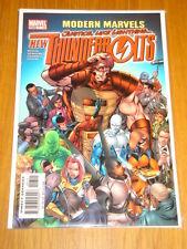THUNDERBOLTS NEW #88 ( 7 ) MARVEL COMICS