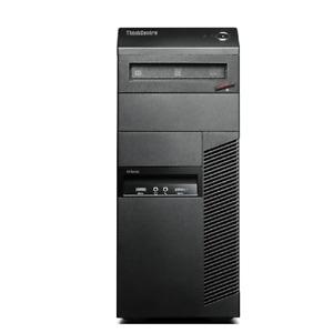 LENOVO ThinkCentre PC (Intel Core i7 4770, 256GB SSD + 1TB HDD, 32GB RAM, DVDRW)
