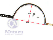 Mutazu Stainless Steel 31cm Universal Hard Saddlebag Hard Bag Stabilizer Mount
