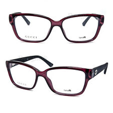 Gucci GG 3717 INL Crystal Violet 53/14/140 Eyeglasses Rx Made in Italy - New