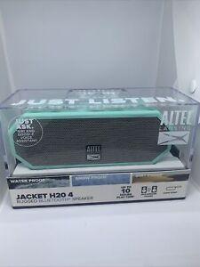 Altec Lansing Jacket H20 4 Portable Bluetooth Speaker - Mint *FAST SHIP* 📦🚚