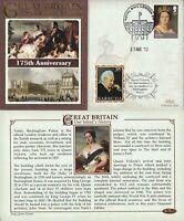 2012 175th ANN QUEEN VICTORIA RESIDES IN BUCKINGHAM PALACE BENHAM LE COVER
