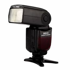 Meike MK-930 II Universal Flash Speedlite for Nikon Canon Panasonic manual flash