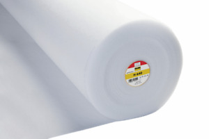 Vlieseline H640 Fusible Fleece Iron-on Soft & Thick Pieces 0.5m to 5m 90cm wide