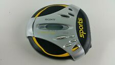1990's Sony Sports G-Protection D-Sj15 Discman Works, but Poor Display