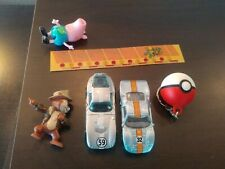 Small Toy Lot Peppa Pig Rescue Rangers Chip And Dale Matchbox Pokemon