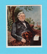 August Borsig 1934 German Eckstein Cigarette Card