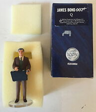 CORGI ICON JAMES BOND 007 ~ F04191 Q FIGURE ~ VG+C
