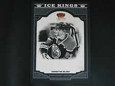 2011-12 Crown Royale Ice Kings #9 Ryan Nugent-Hopkins Edmonton Oilers ROOKIE RC