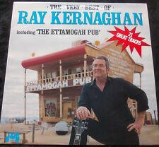 RAY KERNAGHAN The Very Best Of LP J&B TV Promo